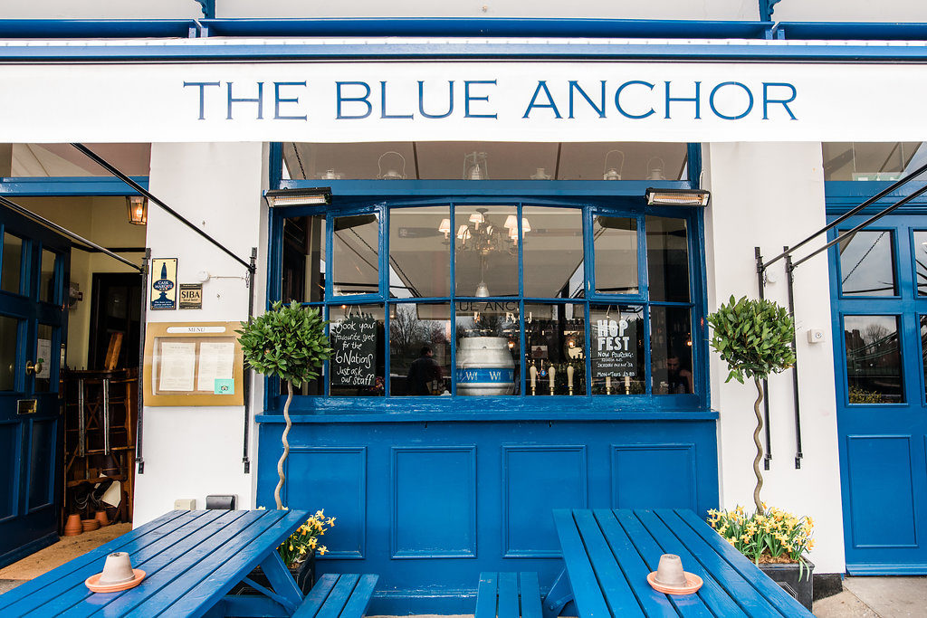 Image result for The Blue Anchor hammersmith pub